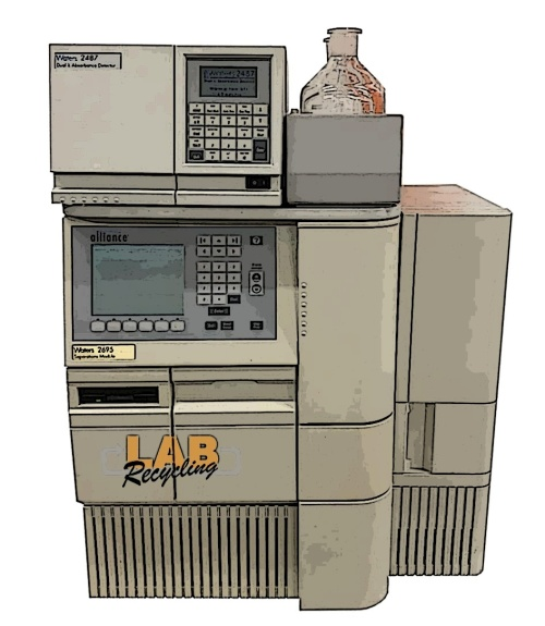 HPLC systemen image 1
