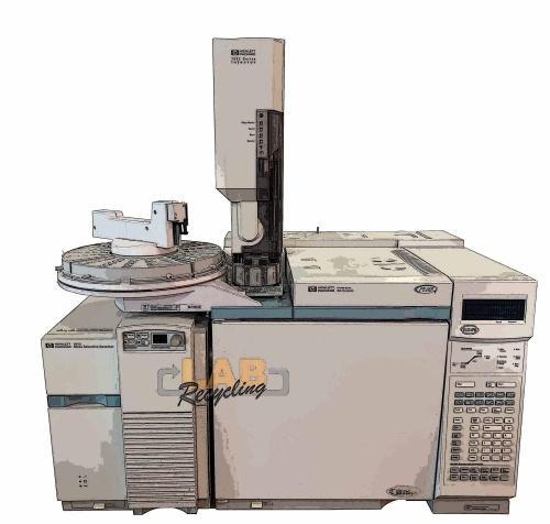 GC-MS systemen image 1