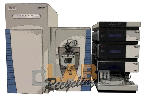 LC-MS systemen image 1